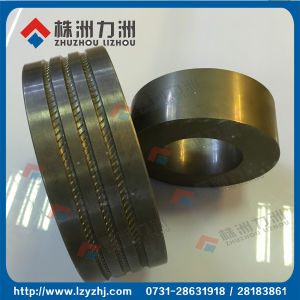 Cemented Carbide Rolling Rings with Groove of Finished pictures & photos