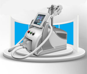 CE Approval Portable IPL Shr Hair Removal pictures & photos