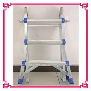 Aluminum Multi-Purpose Scaffolding Ladder pictures & photos