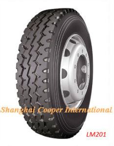 TBR Heavy Duty All Position on Road Service Radial Truck Tire (LM201) pictures & photos