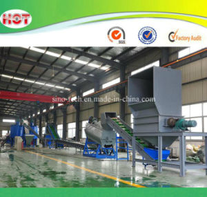 Plastic Pet Bottles Crushing and Washing Machines Line pictures & photos