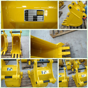 Mini Standard Bucket for 3-8t Excavator pictures & photos