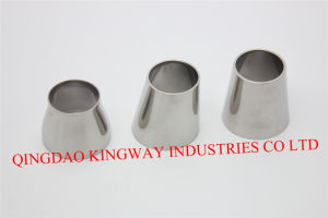 Stainless Steel Sanitary Welded Concentric Reducer, pictures & photos