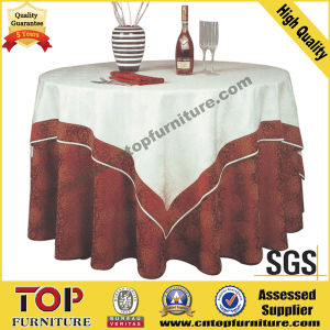 Nice Hotel Dining Room Table Cloth (TB-1013) pictures & photos
