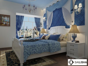 Modern Europe Home Bedroom Hotel Furniture Wood Closets Wardrobe pictures & photos