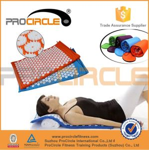 High Quality Healing Relaxing Relax Stress Relieving Acupressure Massage Mat pictures & photos