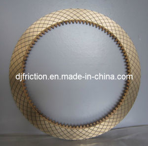 Friction Disc Plate (ZJC-641)