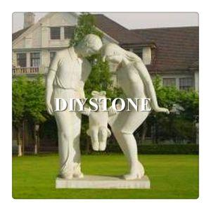 Garden Decoration Figure Sculpture pictures & photos