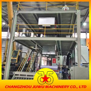 Spunbond Non-Woven Production Line (s, ss, SMS) pictures & photos