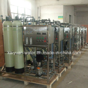 RO Water Treatment Plant/Small Water Treatment System 500lph pictures & photos
