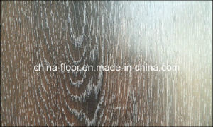 Foshan Low Price Sound Absorption Walnut Laminate Wood Flooring pictures & photos