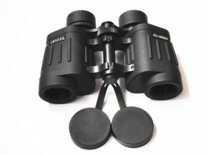 8X30 Fully Rubber-Coated Military Binoculars
