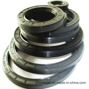 Oil Resistance NBR Oil Seal for Motorcycle pictures & photos