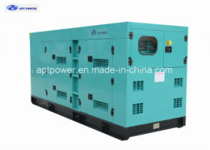 300kw Standby Power Generator Powered by Sdec Diesel Engine Brand pictures & photos