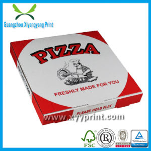 Factory Custom Made Cheap Printing Pizza Box for Scooter pictures & photos