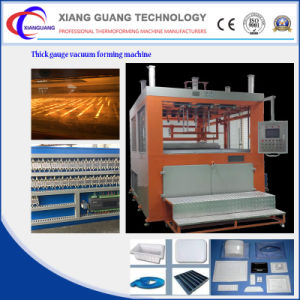 Thick Gauge Plastic Vacuum Making Machine Suppliers Xg-Machinery pictures & photos
