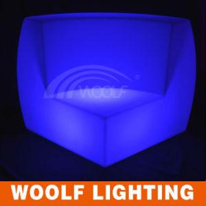 LED Bench / New LED Illuminated Furniture LED Corner Sofa pictures & photos