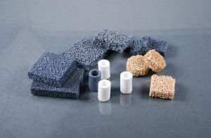 Silicon Carbide/Alumina/Zirconia Ceramic Foam Filter Casting and Foundry pictures & photos