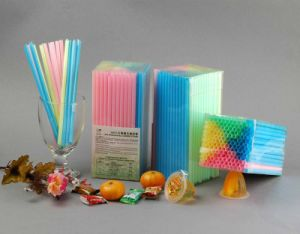 Compostable Straws PLA pictures & photos