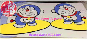 Art Decorative Acoustic Panel 100% Environmental Wall Panel Ceiling Panel pictures & photos