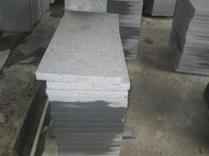 G654 Grey Granite Floor Stone Tiles for Bathroom/Kitchen pictures & photos