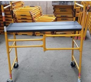 Yellow Color Multi-Function Scaffolding pictures & photos