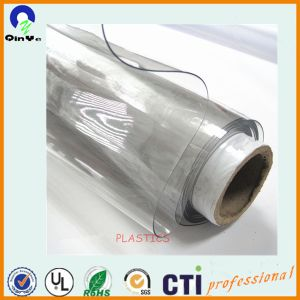China Manufacturer Clear PVC Film for Packing Bag pictures & photos