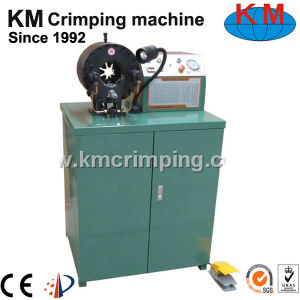 2inch Hydraulic Crimping Machine (KM-91A) pictures & photos