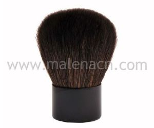 Goat Hair Kabuki Cosmetic Brush pictures & photos