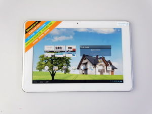 Android 4.0 10.1′′ips 1280*800 Screen Tablet PC Dual Core 1.2g (BS-SY-M101)