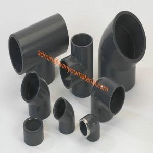 PE Hot Sale Large Diameter HDPE Plastic Pipe Fitting
