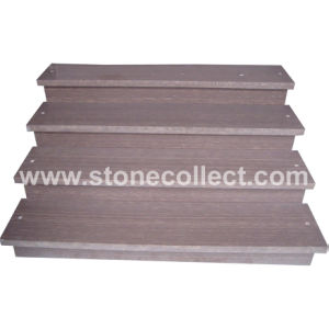 Purple Wooden Marble Tiles & Slabs & Steps pictures & photos