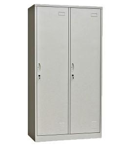 2-Door Metal Storage Cabinet / Office Use Steel Locker pictures & photos