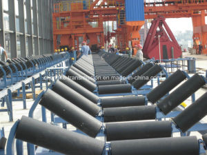 Belt Conveyor, Carrying Roller, Trough Roller pictures & photos