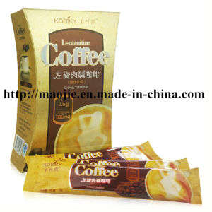 100% Pure Coffee Bean L-Carnitine Coffee with Slimming Body and Burning Fat (MJ-LC78) pictures & photos