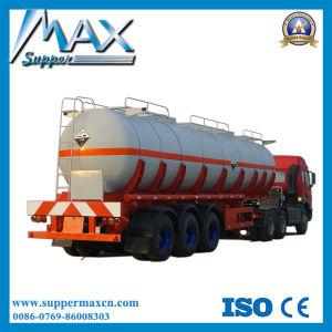 40000L 3 Axle Aluminum Alloy Oil / Fuel Tanker Semi Trailer pictures & photos