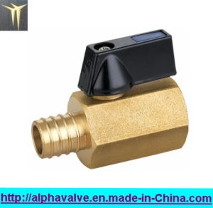 Brass Mini Ball Valve for Water