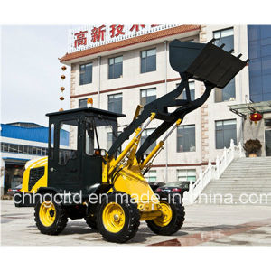 Loading Machine Wheel Loader Chhgc608 pictures & photos