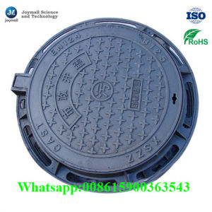 Professional En124 Ductile Iron Manhole Cover
