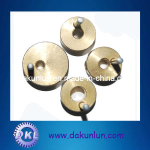 Special Customization Brass Eccentric Motor Wheel