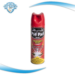 Chemical Formula Insecticide Spray Pest Control/Indoor Fly Pest Killer/Aerosol Cockroach Insecticide Spray pictures & photos