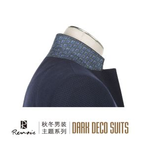 OEM Classic Fit Notch Lapel Men′s Blazer pictures & photos