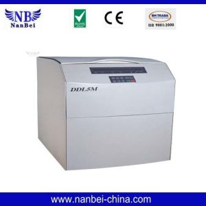 Ddl5m Large Capacity Refrigerated Centrifuge pictures & photos