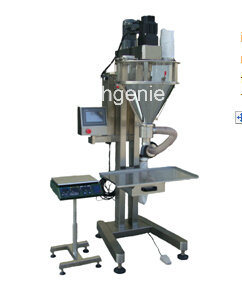 Gct Powder Auger Filling Machine
