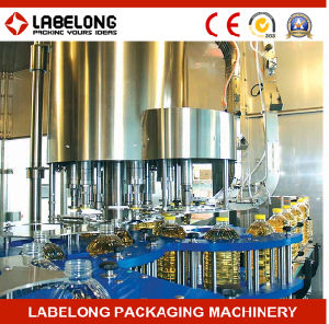 Cooking Oil/Olive Oil/Edible Oil Filling Capping Machine Gravity Type pictures & photos