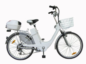 26′ Hot Sales En15194 Approved Cheap City Electric Bicycle pictures & photos