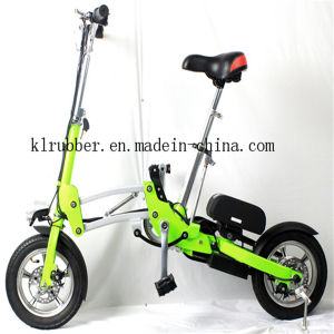 Lithium Battery Folding Electric Bike with 16′′ Tires pictures & photos