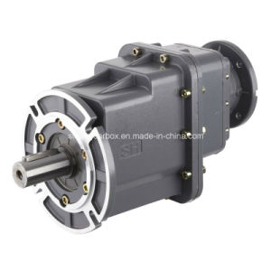 China Src Series Helical Geared Motor China Helical Gearbox Gearbox