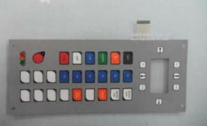 Waterproof Panel Control Keypad Electronic Push Button Switch pictures & photos