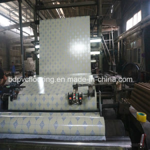 3m Width AA Grade PVC Flooring pictures & photos